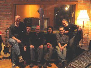 Brian Kennedy recording