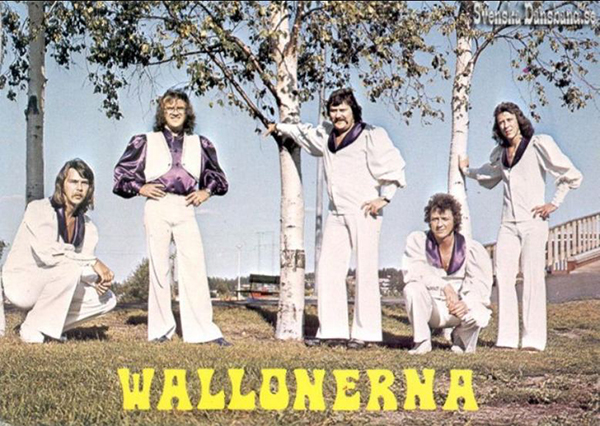 Wallonerna