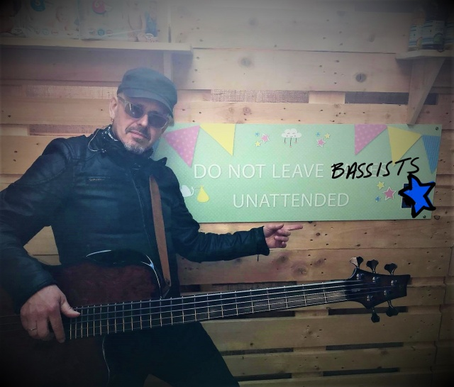 Bass unattended
