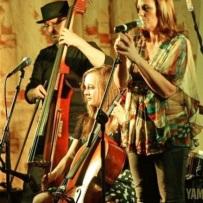 JB w Louise cello